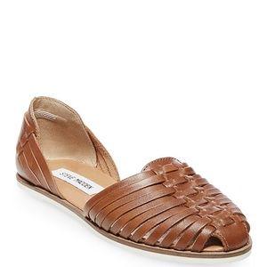 Steve Madden - Hillarie Sandal - Cognac Leather